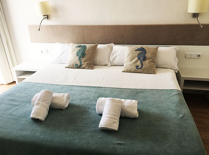 Sea View Double with Balcony room hotel miramar puerto de soller